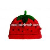 PHC Woolen Cap Round Berry