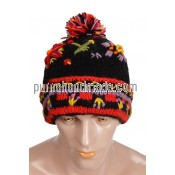 PHC woolen Cap round Fulbari